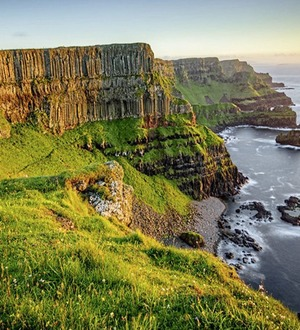Outdoors: Giant's Causeway Clifftop Experience walk is simply beautiful