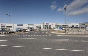 Bangor retail park reports 10 per cent increase in trade after £400,000 investment