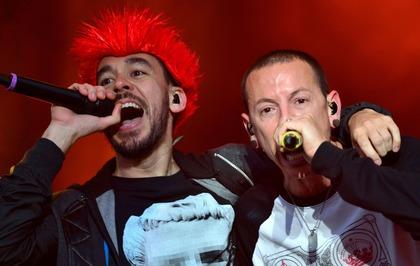 Chester Bennington said Linkin Park was 'best relationship' months