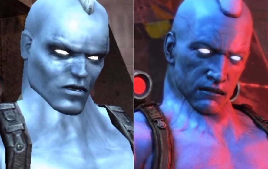 The Rogue Trooper remaster shows just how far graphics have come since the PlayStation 2