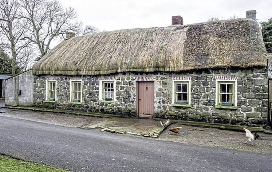 Plea to James Brokenshire to save one of Ireland's oldest lived-in thatched cottages