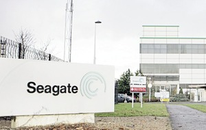 Profits fall by 35% at Derry based Seagate Technology