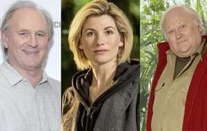 War of words as former Doctor Who actors disagree over new female Time Lord