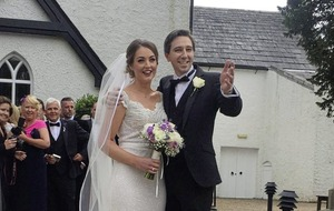 Health minister weds nurse in Co Wicklow