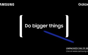 Samsung confirms live event for August 23, when the Galaxy Note 8 is expected to be revealed