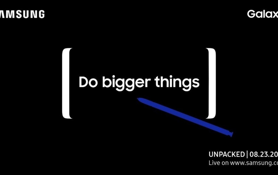Note 8: Samsung Unpacked event in August confirmed