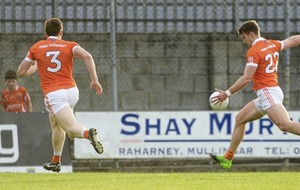 We need to talk about the football not the referee: Armagh ace Stevie McDonnell