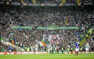 Celtic take action against Green Brigade fans