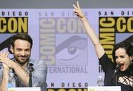 Superhero super-show The Defenders gets surprise Comic-Con premiere