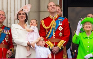 Quiz: Can you identify the royals from their middle names?