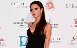 Victoria Beckham's daughter learns that 'mummy was a pop star'