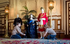 Osborne to display costumes from new Dame Judi Dench film Victoria and Abdul