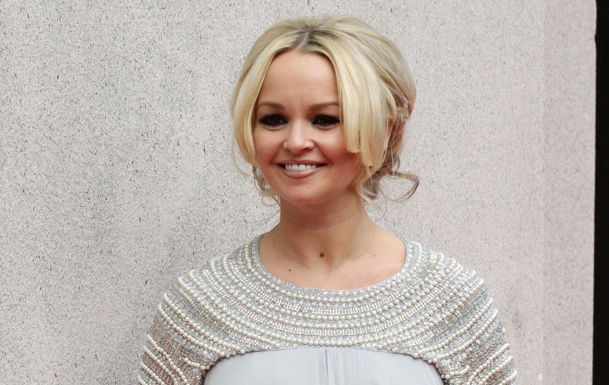 Actress Jennifer Ellison shows off her incredible weight loss on Twitter
