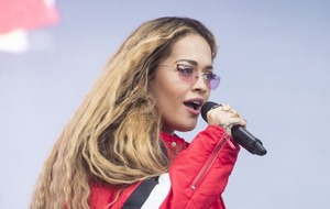 Rita Ora reveals her royal ambitions on Sunday Brunch