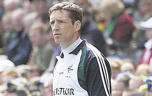 Kieran McGeeney and the Kildare years