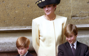 Prince William: Talking openly about my mother has helped healing process