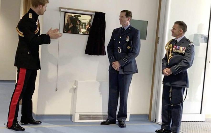 Prince Harry opens medical centre named after Cork-born doctor