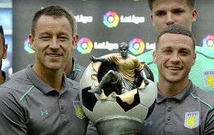 Everybody needs to take a look at the Cup of Traditions trophy Aston Villa just won