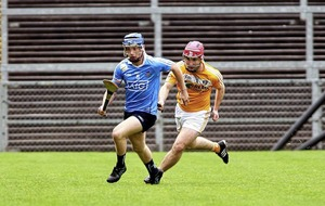 Dublin prove too strong for Antrim in All-Ireland Minor Hurling Champonship quarter-final