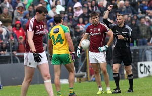 Goals galore for Galway as Donegal are sent tumbling out of Championship