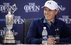 Jordan Spieth claims a first Open victory in superb style