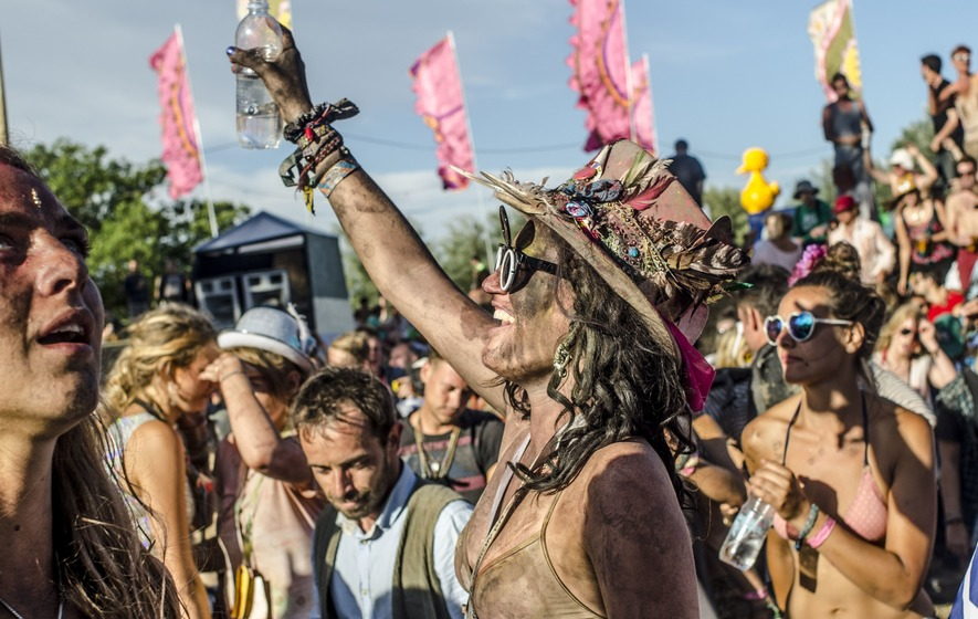 Secret Garden Party founder cries as festival closes for the last time