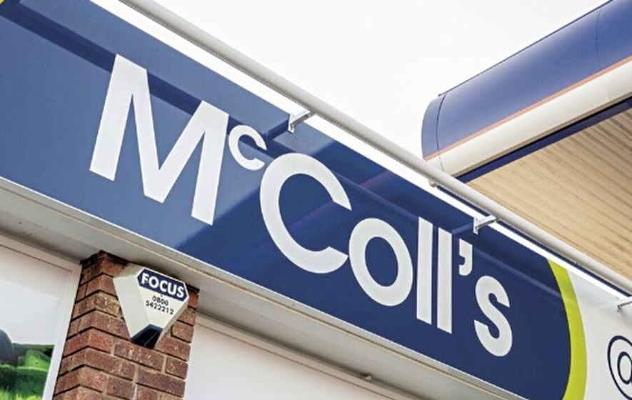 Pre-tax profits fall for McColl's after Co-op stores acquisition