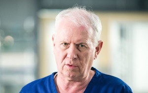 BBC's highest paid actor Derek Thompson defended by Casualty co-star Tom Chambers
