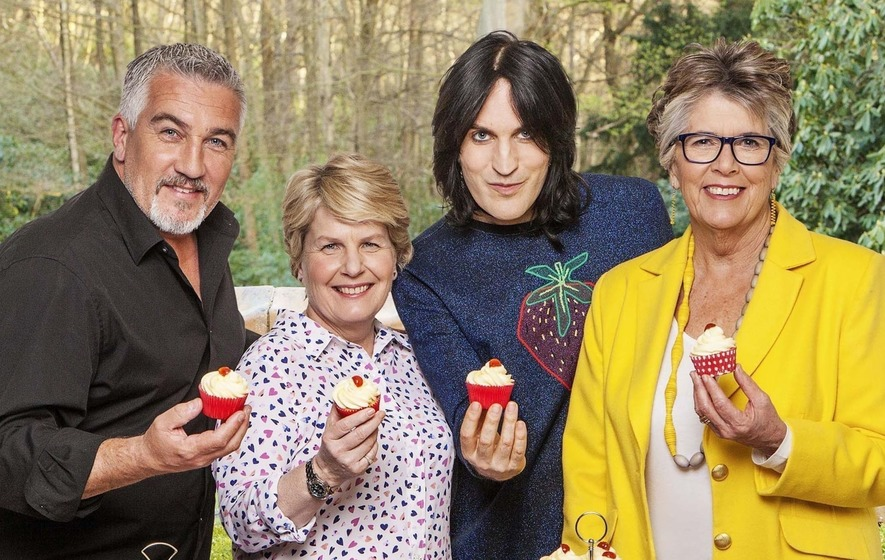 Leyland's Dr. Oetker to sponsor The Great British Bake Off on C4