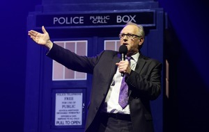 Peter Davison quits Twitter over Doctor Who sexism 'toxicity'