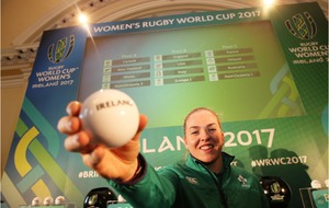 Briggs to captain 28-strong Ireland squad for Women's RWC