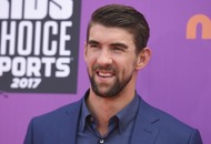 Michael Phelps attempted to outswim a shark, because racing humans is so yesterday