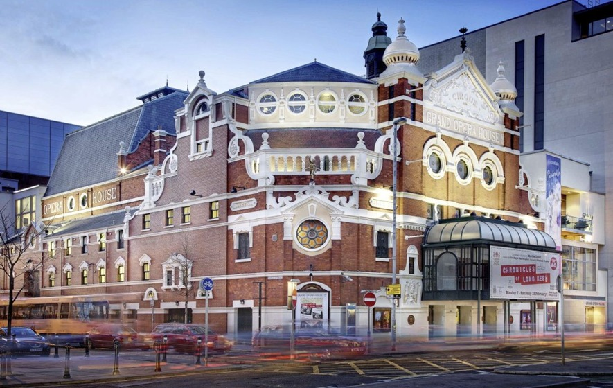 Grand Opera House to remain open during three-month spruce-up
