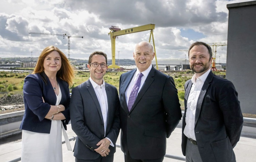 Belfast company B-Secur receives £3.5m backing to develop heartbeat authentication technology