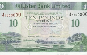 Ulster Bank to release polymer £5 and £10 notes