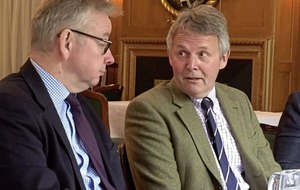 Gove discussions 'constructive and reassuring' says UFU