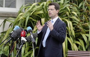 Brokenshire: Government considering new tactics ahead of powersharing talks
