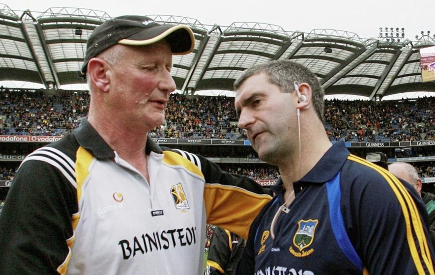 Tipperary All-Ireland hurling manager Liam Sheedy to join Antrim ranks