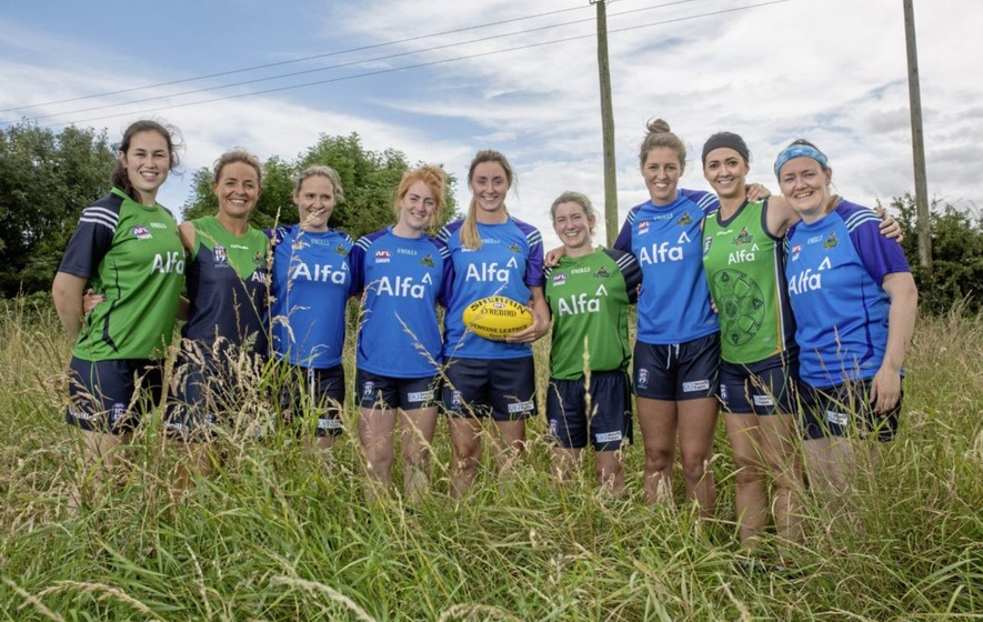 Ireland name squads to compete in AFL 'World Cup'