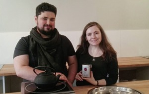 New Infusion tea bar in Coleraine set to brew up a passion for a 'proper' cup of tea