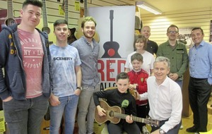 Enda Dolan guitar workshop returns for third year