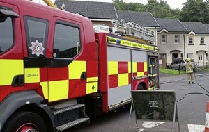Bogside homes evacuated following arson attack gas leak