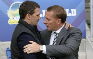 Celtic boss Brendan Rodgers tells Green Brigade 'political element is not acceptable'
