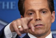 New White House communications director Anthony Scaramucci has Trump's hand gestures down to a T