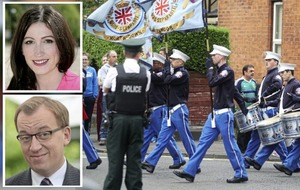 DUP silent on plans for UDA march in mixed area of Belfast