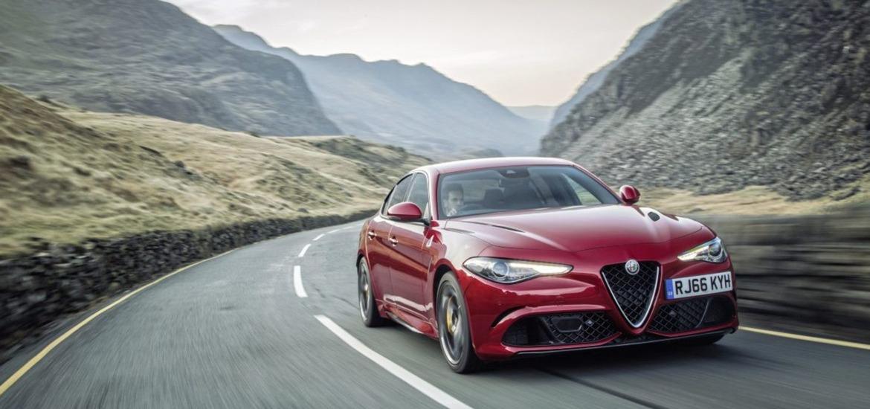 Alfa Romeo Giulia If Ferrari Did Saloon Cars The Irish News