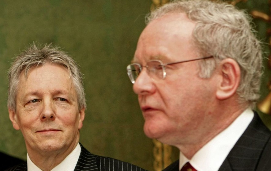 Peter Robinson: Ex-First Minister intervenes to call for compensation for abuse victims