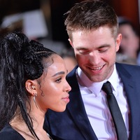 Robert Pattinson says he's 'kind of' engaged to FKA Twigs