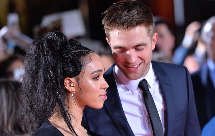Robert Pattinson & FKA Twigs Are 'Kind Of' Engaged…