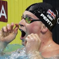 That moment when even you can't believe you've swum sub 26 seconds in the 50m breaststroke